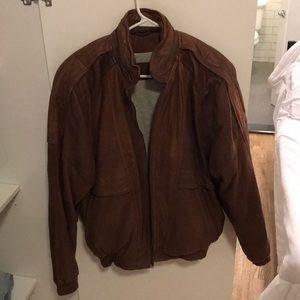 Vintage High Quality Leather Jacket